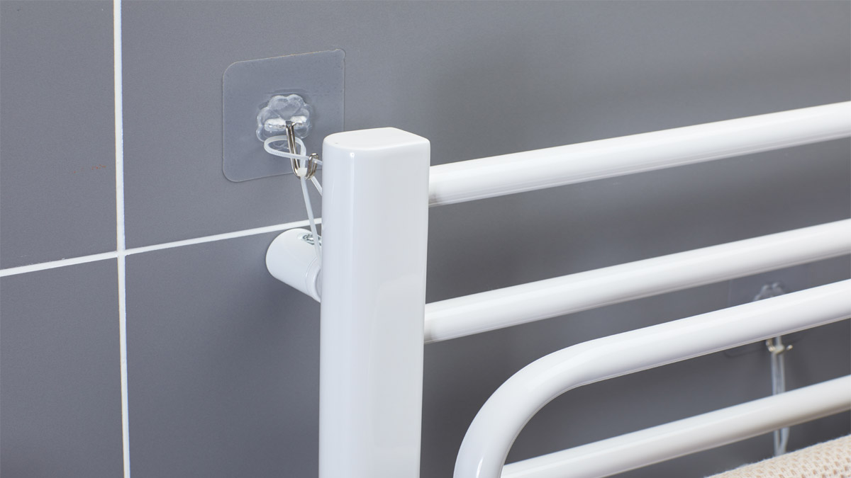 Electric towel rack-2