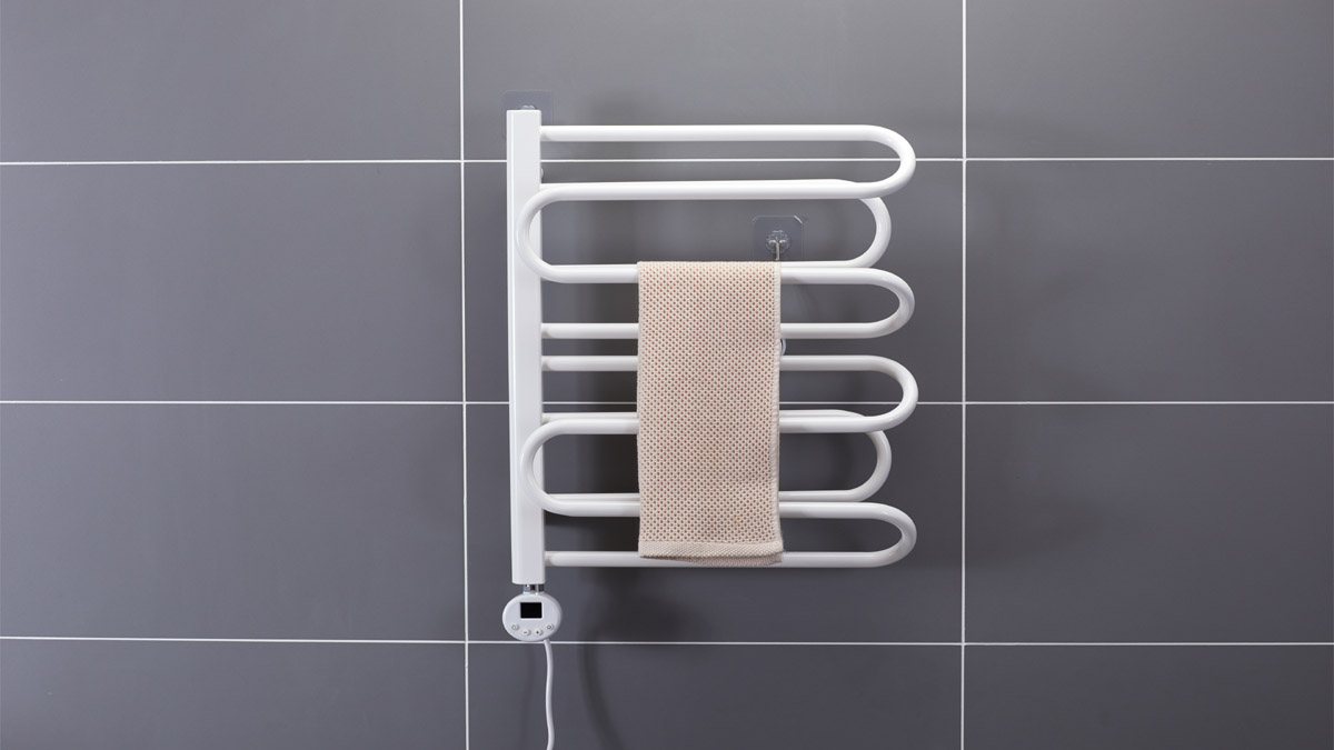Electric towel rack-4